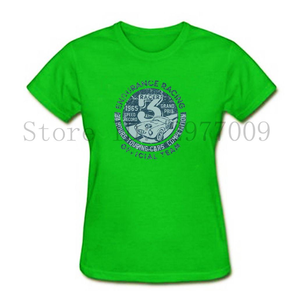 Shirt design for friends - Endourance Racing Official Team Shirt Creative Design 100 Cotton Round Neck Women S Popular Best Friends