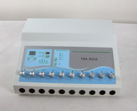 TM 502 Weight Loss machine ems muscle stimulator Electrostimulation Machine/ Russian Waves ems Electric Muscle Stimulator