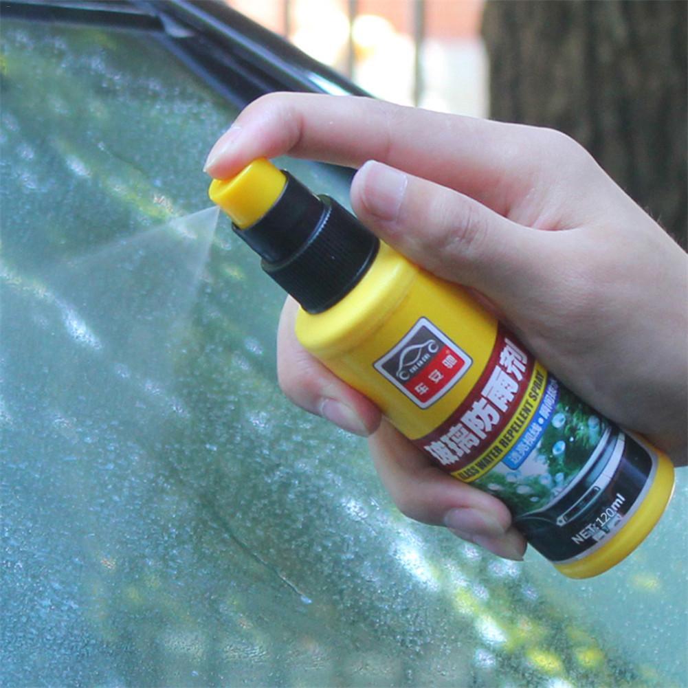 120 ml Wasserdicht Regensicher Anti-nebel Mittel Glas Beschichtung Anti Regen Mittel Für Auto Windschutz Waschen Auto Cleanning Werkzeuge