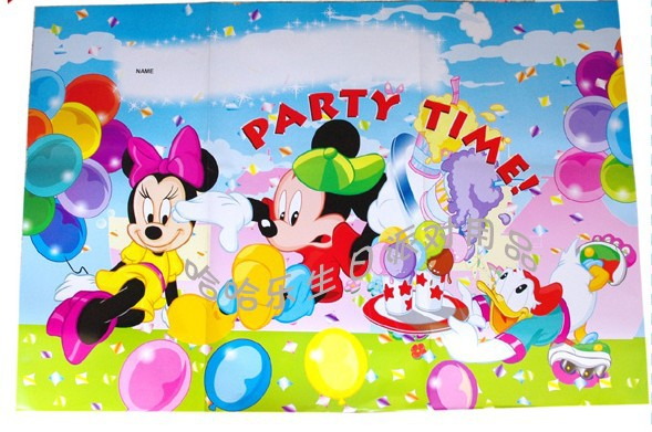 Child Birthday Party Supplies Birthday Wallpaper Mickey