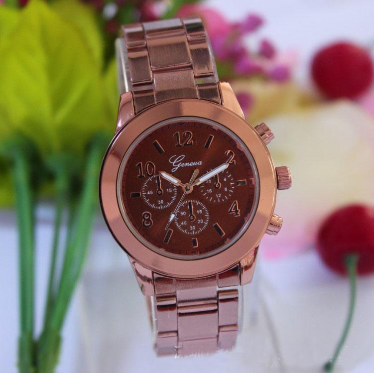 Hot ΝΕΑ Μόδα 4 χρωμάτων ρολόγια - Γυναικεία ρολόγια - Φωτογραφία 5