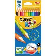 BIC Карандаши цветные  Эволюшен 12 цветов