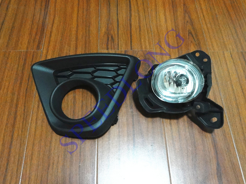 1 Set Left Side driving lamp Front fog light and fog lamp cover bezel assembly for Mazda CX-5 2013-2015 1 set left side driving lamp front fog light and fog lamp cover bezel assembly for mazda cx 5 2013 2015
