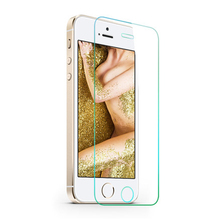 For iPhone 5s se Glass Screen protector Pelicula De Vidro For iPhone 5 5s 5c se