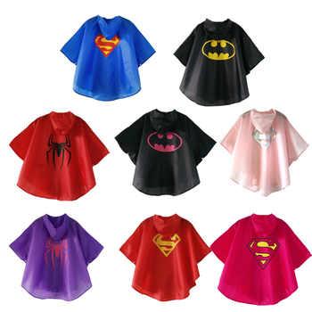 Kids Rain Coat raincoat for children Rainwear impermeable Rainsuit Kids Waterproof rain gear for child rain poncho capa de chuva - DISCOUNT ITEM  30% OFF All Category
