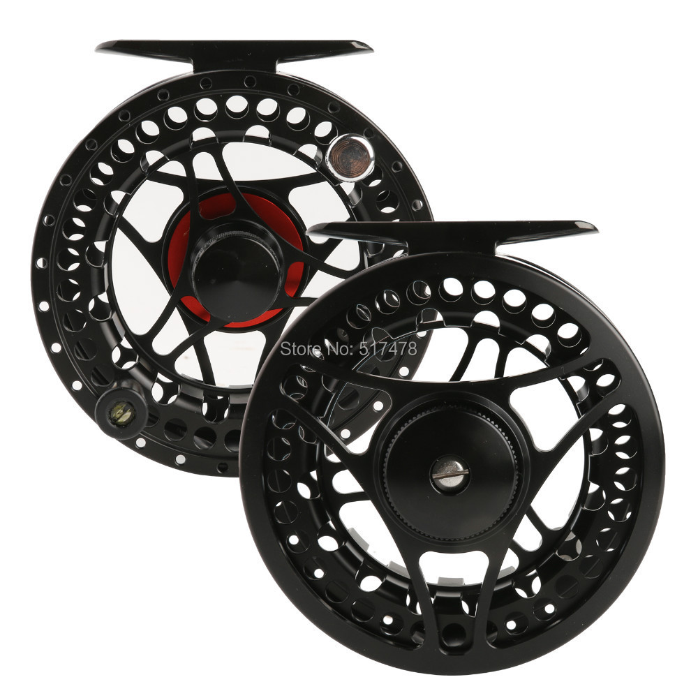High quality mc 9 11 aluminum saltwater fishing reels cnc for Saltwater fly fishing reels