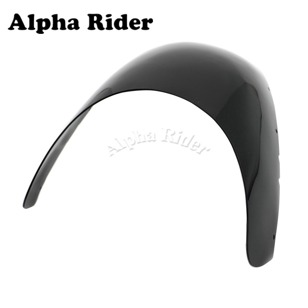 Front Windscreen Windshield for Honda NS400R NS 400R Deflectors Airflow ABS