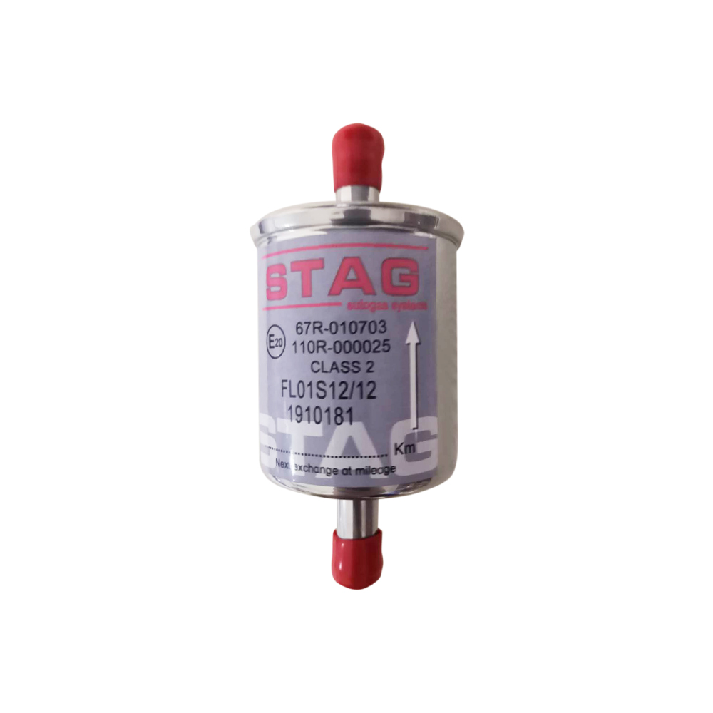 Imported Quality LPG CNG Gas Filter For Gas Car 10mm High Quality
