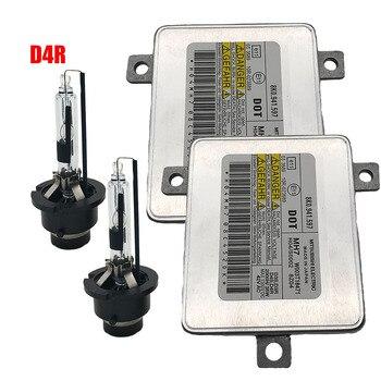 4PCS New Headlight HID Ballast For V W A4 A5 A6 A8 Q7 8K0941597B 8K0941597 8K0941597F Xenon Ballast Control Unit Module