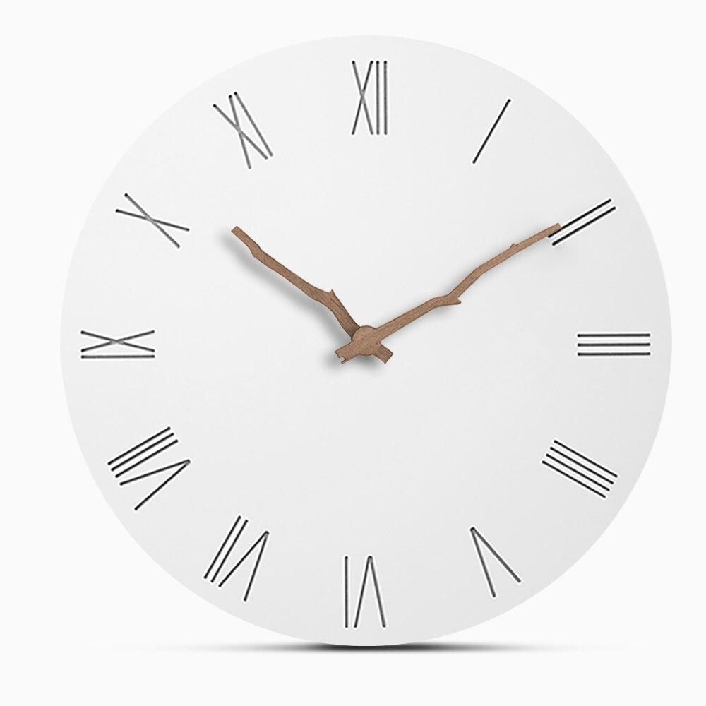 Uhr Römische Zahlen Römische Ziffern Wanduhr