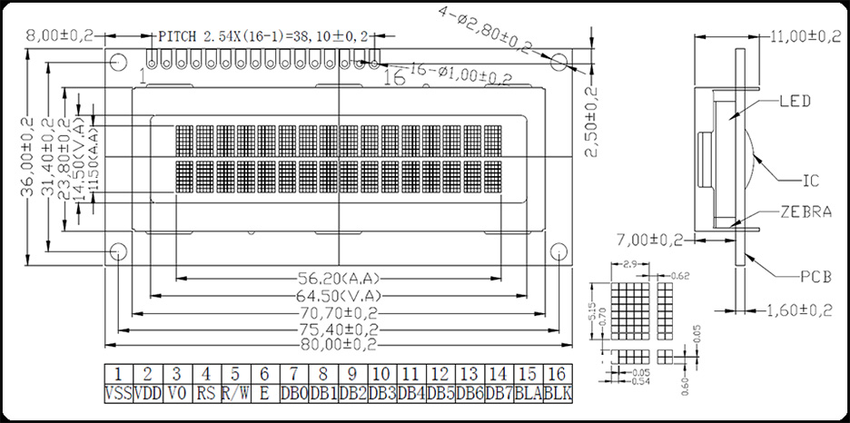 Saim PC817 Optocoupler 4 Pins DIP Mounting Photo Coupler 2.54mm Pitch 30 Pcs