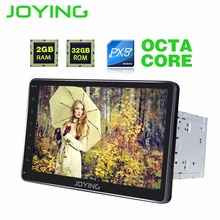 JOYING Android 8 0 2GB RAM double 2 din HD screen car radio stereo support carplay