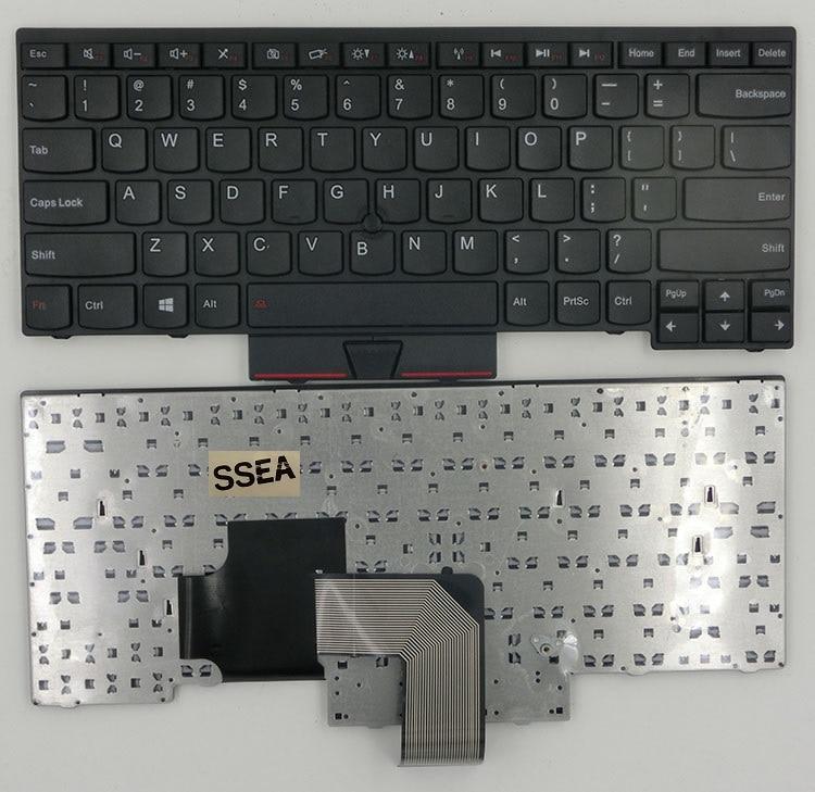 Original New for IBM Lenovo ThinkPad S430 US English keyboard