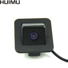 Con cable inalámbrico para sony CCD HD luz de visión Trasera Del Coche amplio ángulo de vista de Cámara de Reversa de asistencia para estacionarse Para Hyundai Elantra Avante