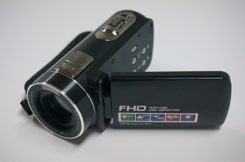 24mp Digital Video camera 8X Digital zoom+Hot selling video camcorder HDMI output video camrera with 270 degree rotation