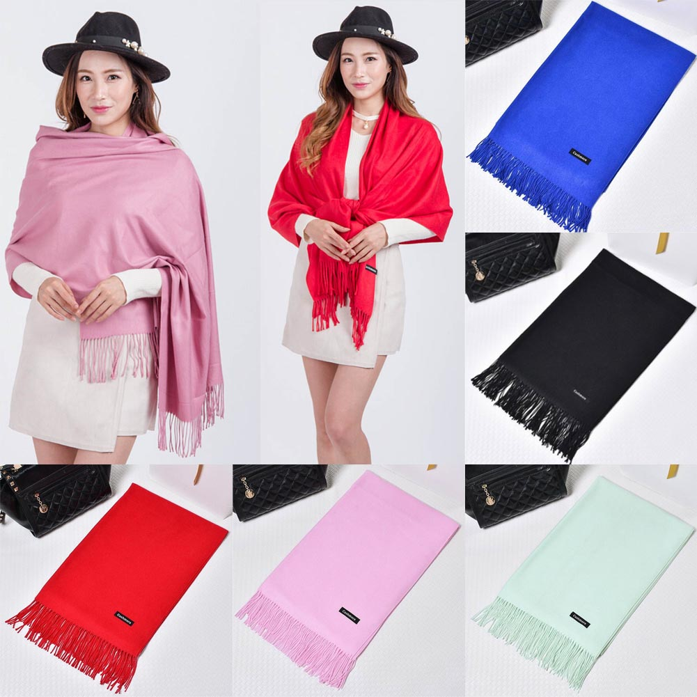 Scarves Female Cute Special Usable Magic Faddish Cashmere Chic Lovely Modern Original