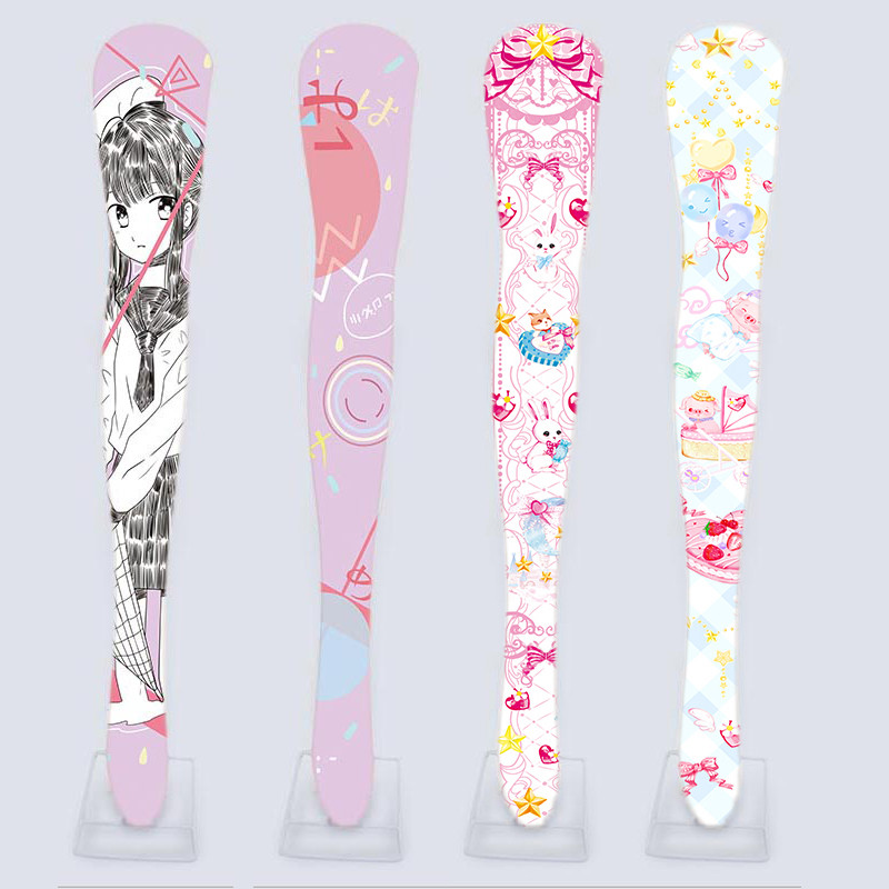 Summer Women's Over-knee Stockings Printing Thigh High Long Stockings Cosplay Good Quality Anime Kawaii Cute Sweet Girl 6S-SW38