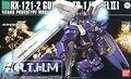 Bandai HGUC 69 RX-121-2 Gundam TR-1 [ HAZEL II ] Gundam Model Kit Assembled Model scale model