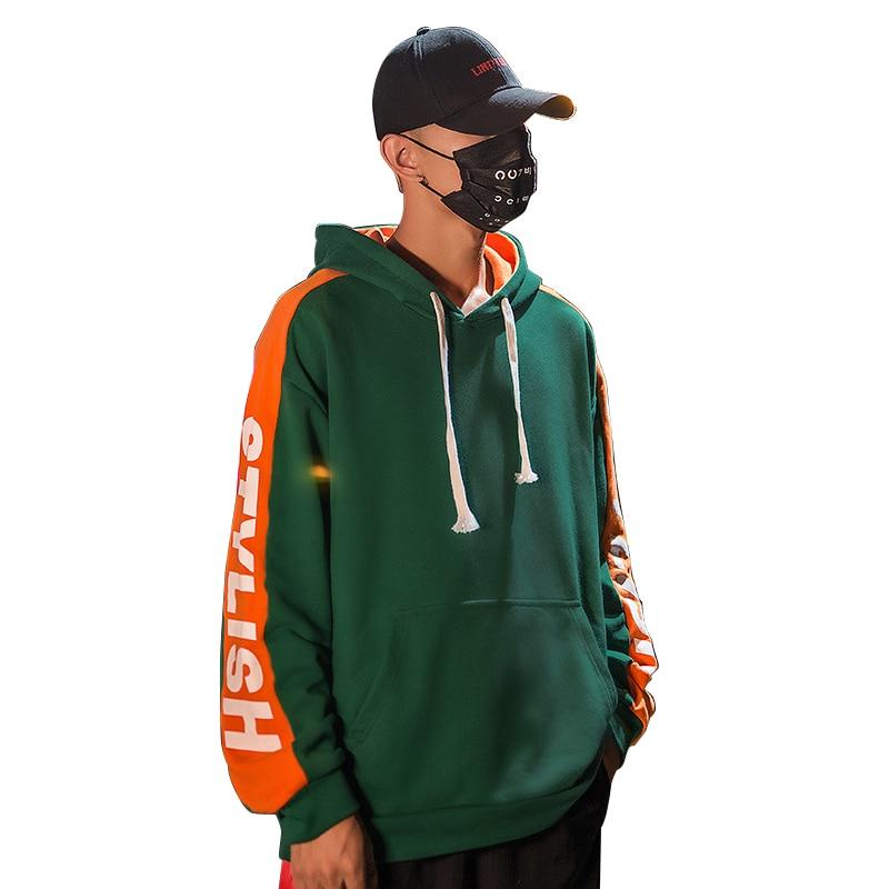 Bormandick moda Hoodies hombres mujeres Casual Hip Hop sudadera Vibes  siempre hoodies hombres Fleece Pullover 27682937471