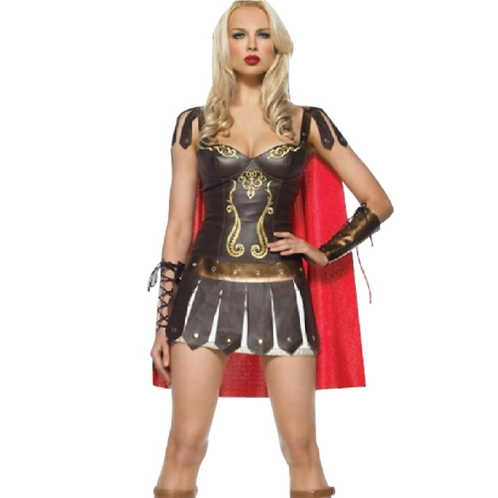 Online Buy Wholesale gladiator halloween costumes from China ...
