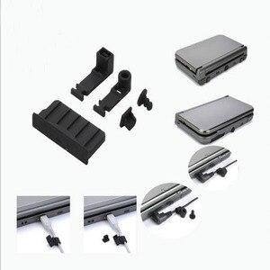 Image 2 - سيليكون مكافحة الغبار التوصيل سماعة جاك جهاز شحن الغبار واقية غطاء حامي لنينتندو جديد 3DS XL/LL 3DSXL 3DSLL 2DS غطاء