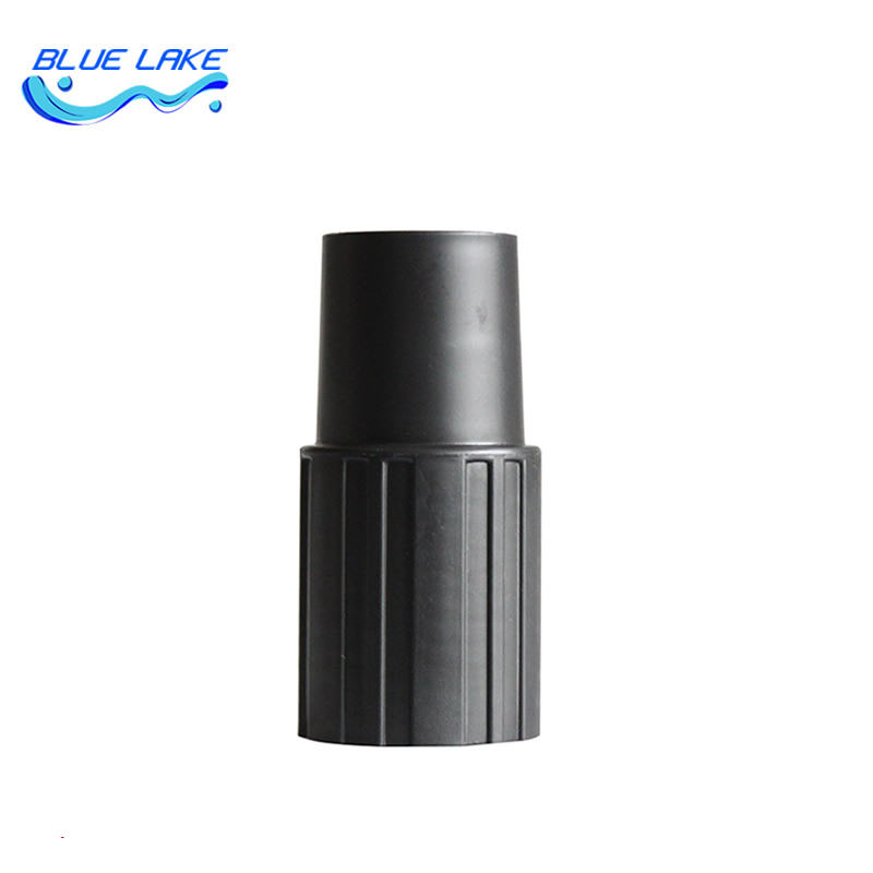 Industrial vacuum cleaners Host hose connector/Connecting pipe/adapter,38mm/42mm,For Thread hose 38*45mm,vacuum cleaner parts industrial vacuum cleaner parts black pipe eva hose 38mm 45mm genenal hose
