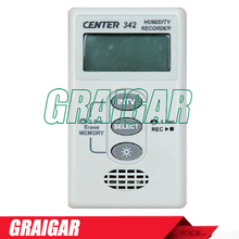 Sale Temperature logger(Thermometer) CENTER342 CENTER-342,Free shipping