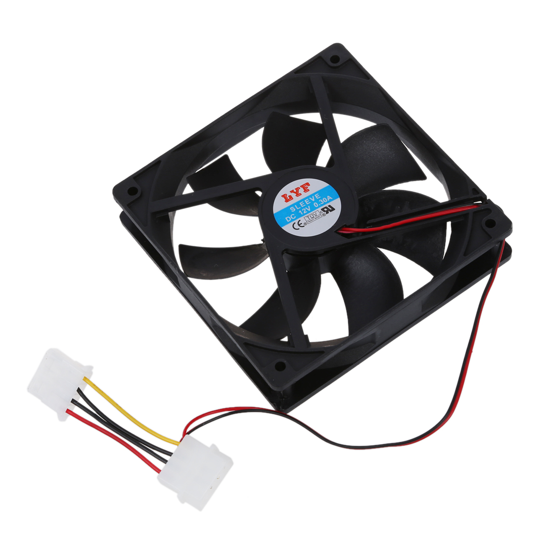 Computer PC Case 4 Pin Cool Cooler Cooling Fan 120mm computer cooler radiator with heatsink heatpipe cooling fan for hd6970 hd6950 grahics card vga cooler