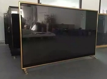 Explosion-Proof Tempered Flat-Panel Smart 4K TV