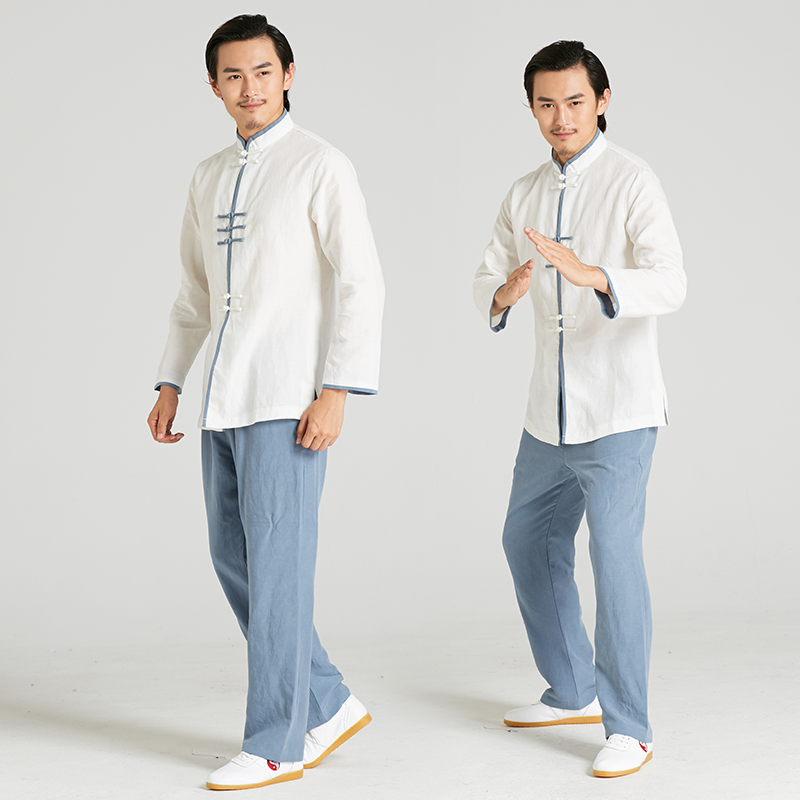 Traditional Wudang Tai Ji Men Uniform 2