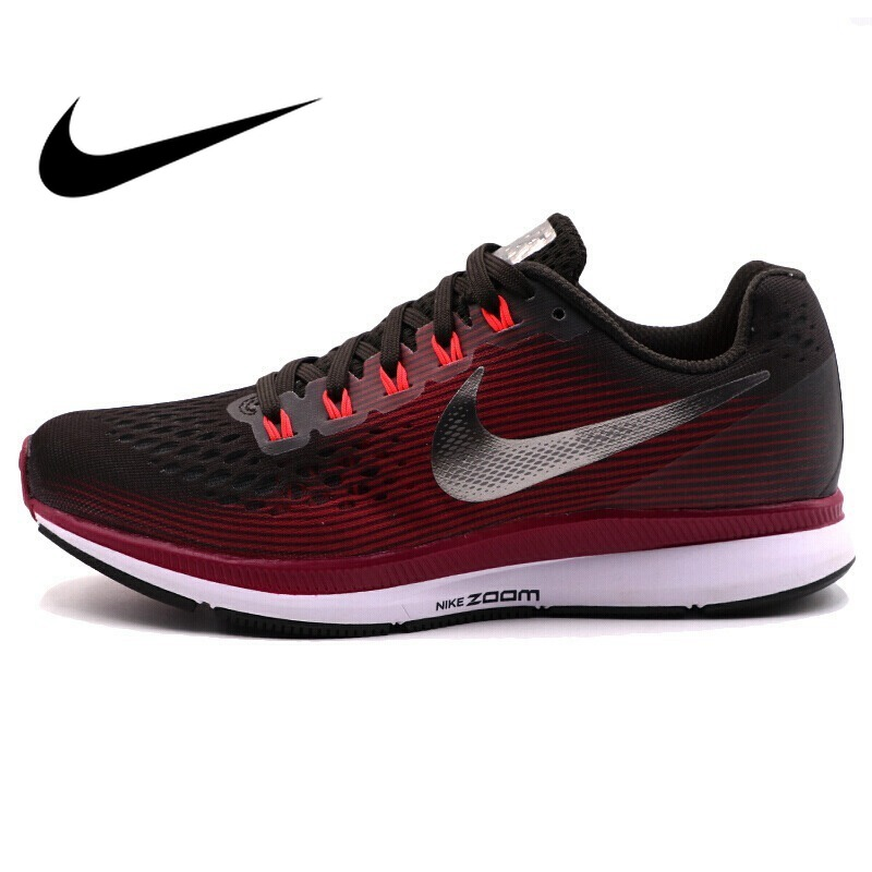 abcbd76f04 Original 2018 NIKE AIR ZOOM PEGASUS 34 GEM Women's Running Shoes new  Outdoor Breathable Low-