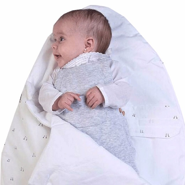 Baby As Blanket Winter As Envelope For Newborn Cocoon Wrap Sleepsack Baby Sleeping Bags