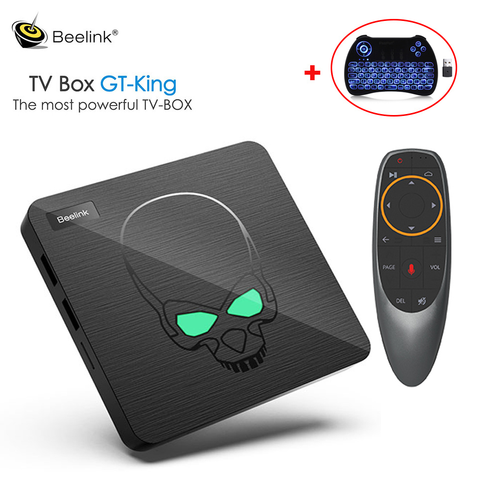 Beelink GT King Android 9 0 TV Box Amlogic S922X 4GB LPDDR4