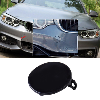 CITALL 1pc Front Bumper Tow Hook Cover Cap for BMW 3 series E90 E91 LCI 318i 320i 330i 335xi 335i 51-11-7-207-299 51117207299 image