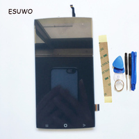 ESUWO LCD Display Assembly For Dexp Ixion MS450 LCD Display Touch Screen Digitizer Glass Panel Replacement