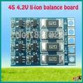 4S 4.2 В li-ion балансировки доска литий-ионный balncing full charge battery balance board