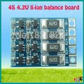 4S 4.2v  li-ion balancer board li-ion balncing full charge  battery balance board