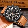 Relojes Hombre LIGE новые мужские водонепроницаемые часы мужские часы лучший бренд класса люкс армейские военные Ретро спортивные мужские кварцевы...