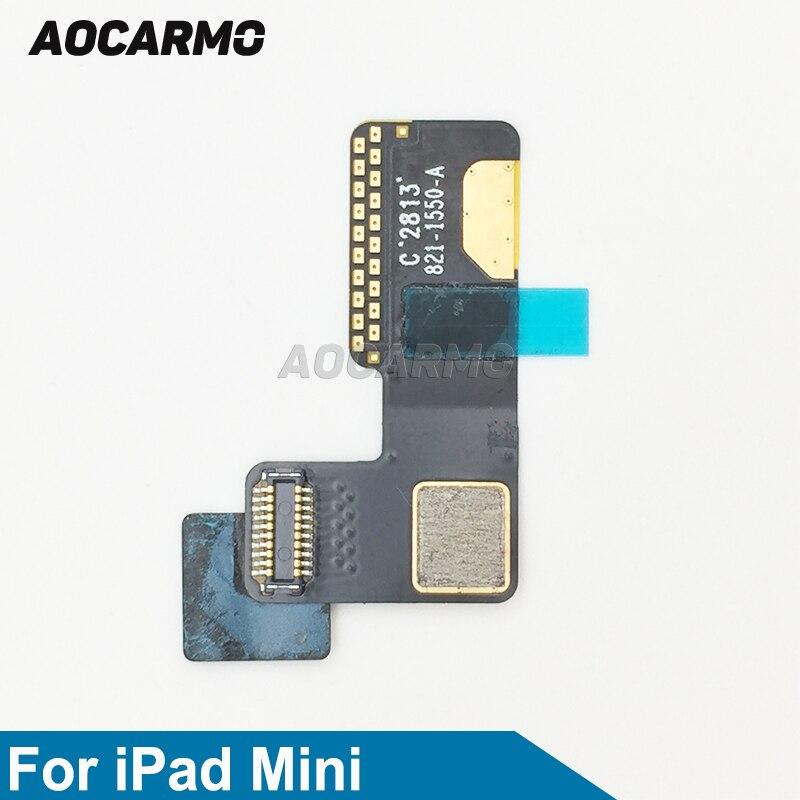 Aocarmo Touch Screen Digitizer IC Control Board Connector Flex Cable For iPad Mini A1432
