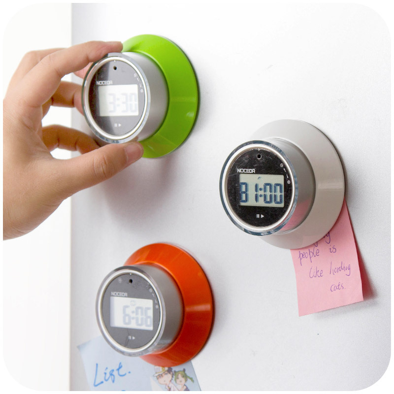 99 Minutes Kitchen Timer, Countdown Timer Rotating UFO Magnet Electronic  Alarm Clock Reminder K4232 In Kitchen Timers From Home U0026 Garden On  Aliexpress.com ...