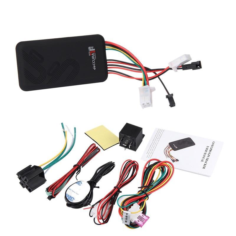 DHL 10 個 GT06 GPS SMS Gprs 車両トラッカーロケータ制御追跡警報  グループ上の 自動車 &バイク からの GPS トラッカー の中 1