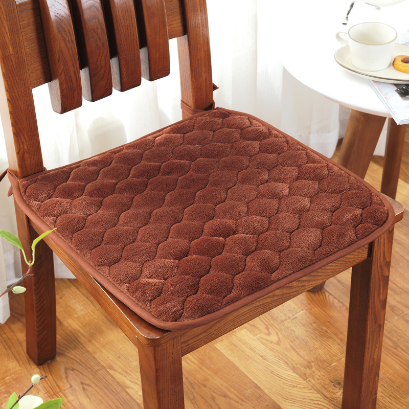New Modern Style Seat Mat Comfortable Sitting Pillow Buttocks Chair Cushion Home Office Decoration Cushions Soft Chair Cushion