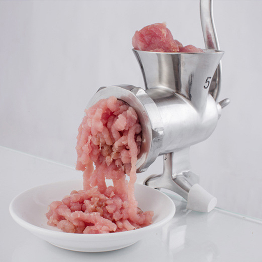 Meat Grinder Moedor De carne Cooking Machine Multifunctional For Domestic Use Aluminum Alloy Noodles Grinding Machine For Home stainless steel meat grinder 2 cutting plates electric moedor de carne 2 types sausage stuff makers kitchen appliance meat grind