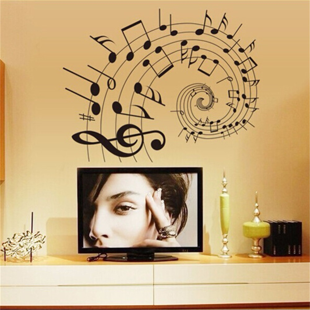 Perfect Musical Wall Decorations Crest - Wall Art Collections ...