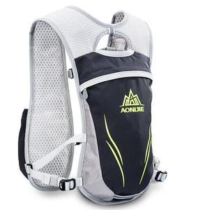 Image 5 - Yeni AONIJIE koşu maratonu hidrasyon naylon 5.5L açık koşu çantaları yürüyüş sırt çantası yelek maraton bisiklet sırt çantası