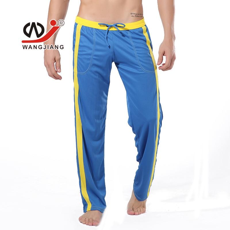 WJ para hombre de la marca corredor corriendo Pantalones deportivos pantalones de gimnasio hombre Fitness entrenamiento activa Pantalones de chándal pantalones de los hombres, Yoga, Yoga desgaste