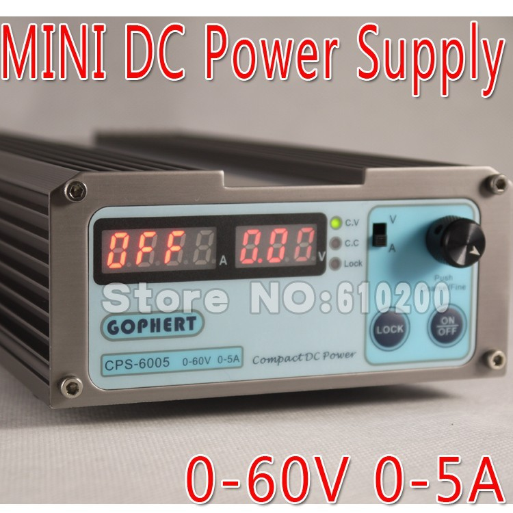 Wholesale precision Compact Digital Adjustable low power DC Power Supply OVP/OCP/OTP 110V/230V 60V/5A MCU control cps 6003 60v 3a dc high precision compact digital adjustable switching power supply ovp ocp otp low power 110v 220v