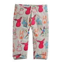 N 2017 חורף בני בנות בייבי סתיו ארנב מצויר ארוך לולאה אלסטי לסרוג עניבת מכנסיים לילדים חג המולד בנים בנות מתנה