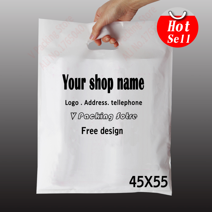 Compare Prices on Custom Plastic Bags Wholesale- Online Shopping ...