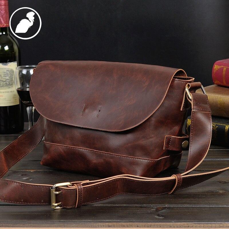 ETONWEAG New 2016 font b men b font famous brands Italian leather business style vintage laptop